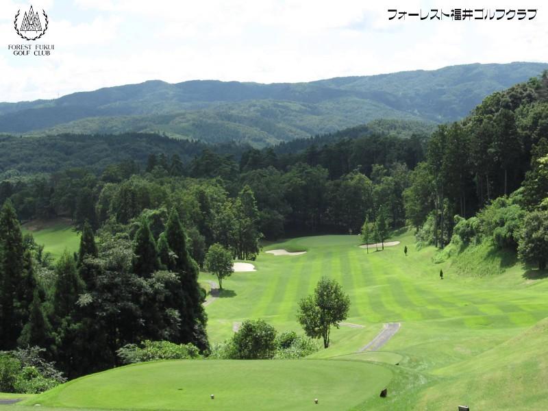 フォーレスト福井ゴルフクラブ